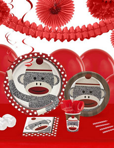 BuySeasons Multi Party Decor Party Tableware