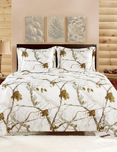 Realtree White Comforters & Comforter Sets