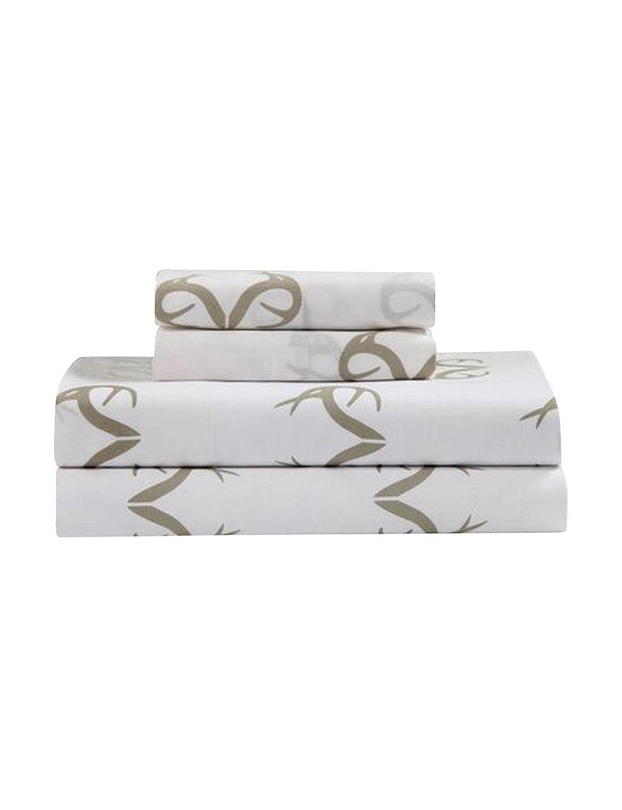 Realtree White Comforters & Comforter Sets