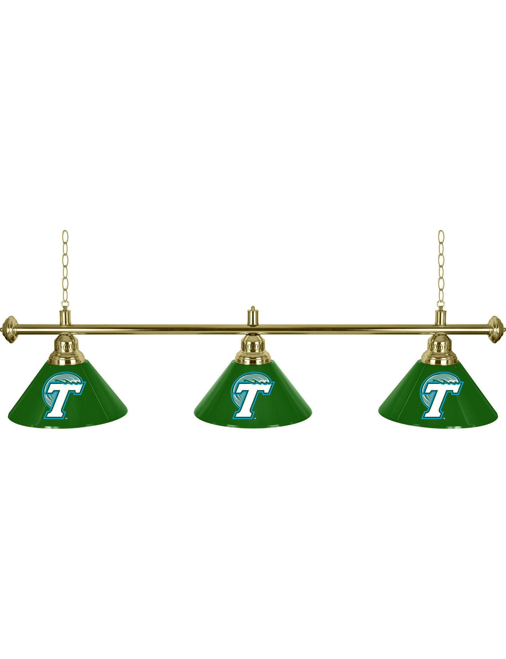 NCAA Green Lighting & Lamps NCAA