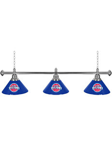Trademark Global Blue Lighting & Lamps NBA