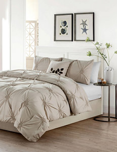 VCNY Home Taupe Comforters & Comforter Sets