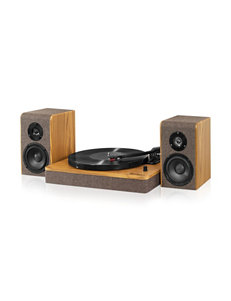 Innovative Technology Brown Home & Portable Audio