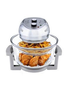 Big Boss Silver Fryers Cookware Kitchen Appliances