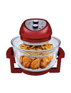 Big Boss Red Fryers Cookware Kitchen Appliances