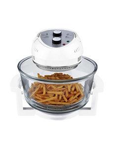 Big Boss White Fryers Cookware Kitchen Appliances