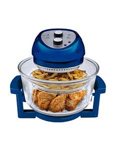 Big Boss Blue Fryers Cookware Kitchen Appliances