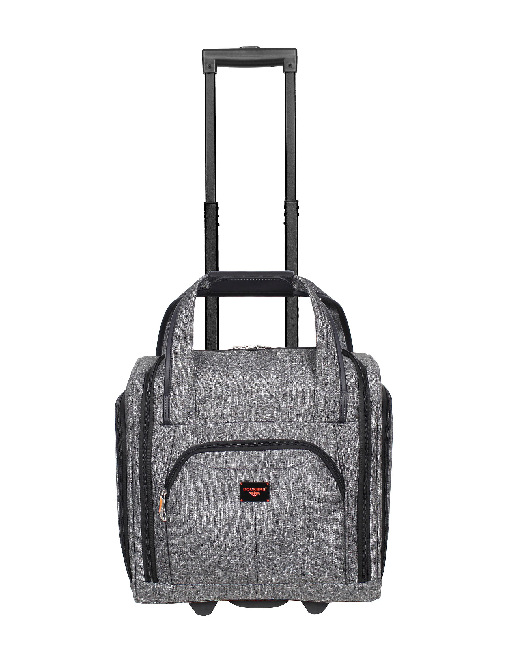 Dockers Charcoal Weekend Bags