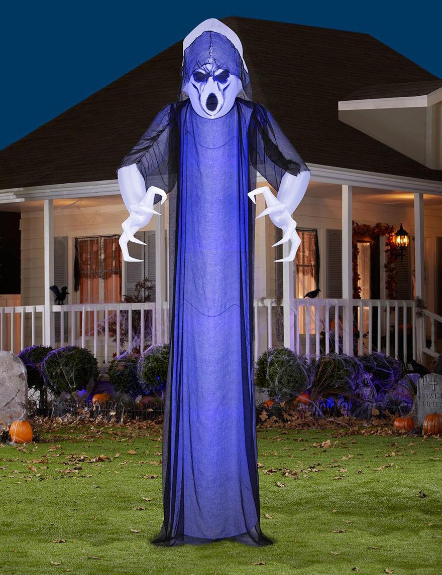 BuySeasons Blue Holiday Decor
