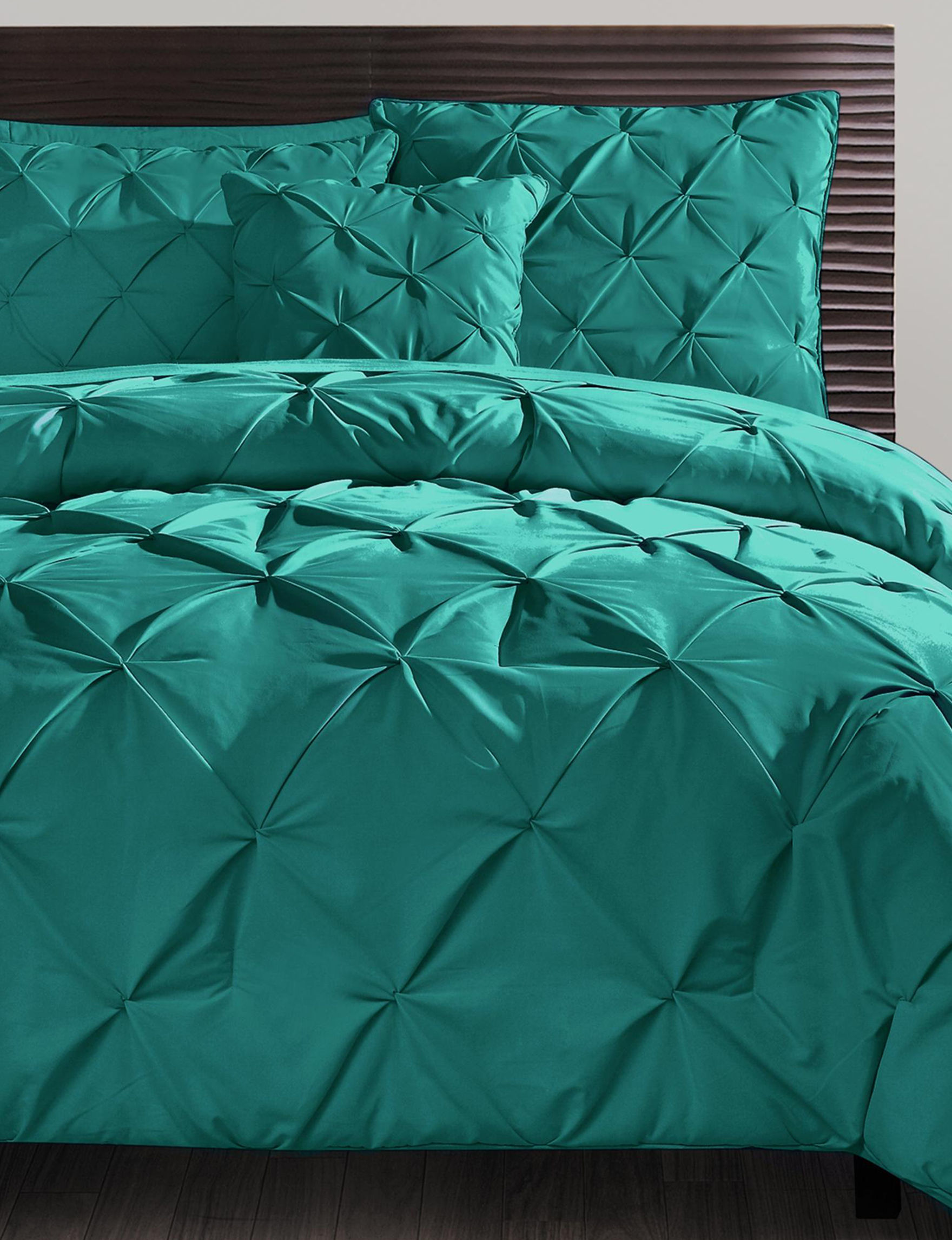 VCNY Home Teal Comforters & Comforter Sets