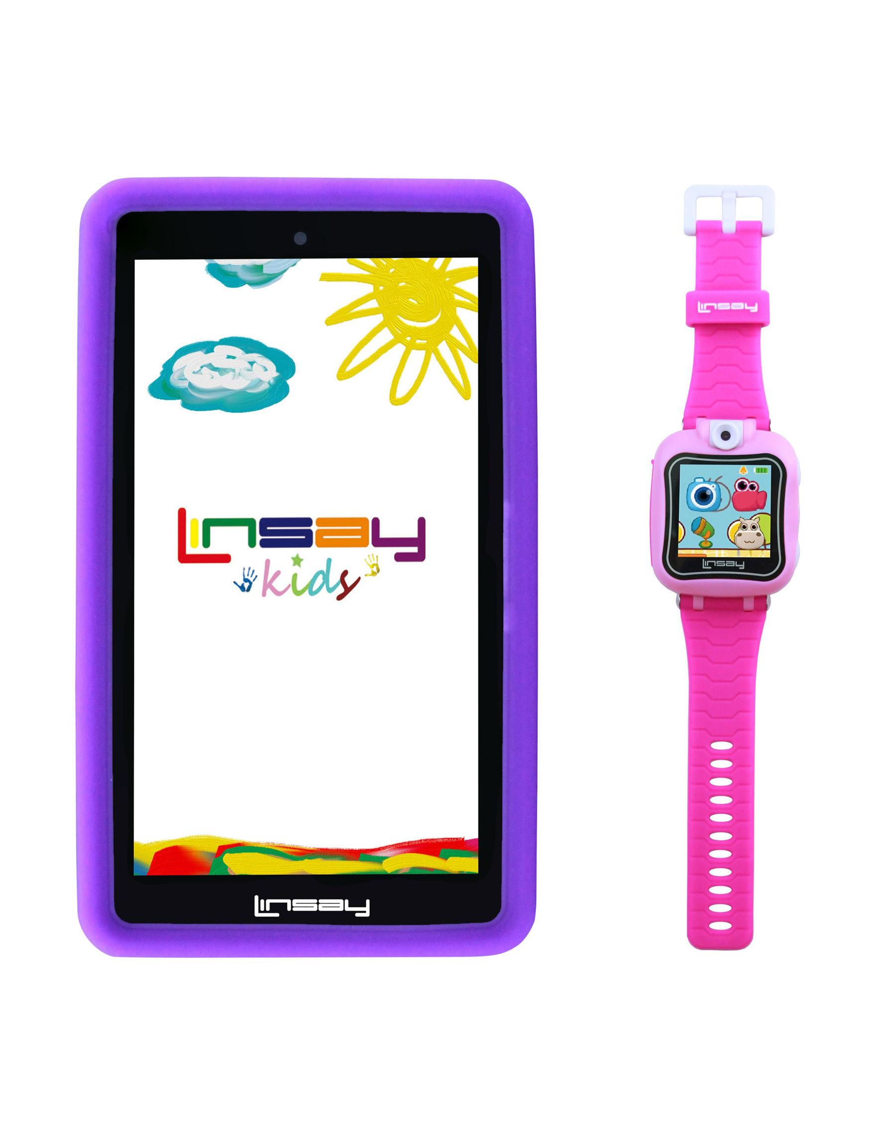 Linsay Purple Tablets Computers & Tablets
