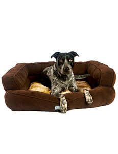 Simmons Beauty Rest Brown Pet Beds & Houses