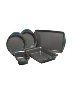 Rachael Ray Grey Bakeware Sets Bakeware