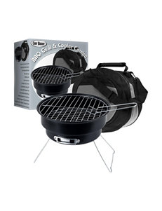 Chef Buddy Black Coolers Camping & Outdoor Gear Grills & Grill Accessories Outdoor Entertaining