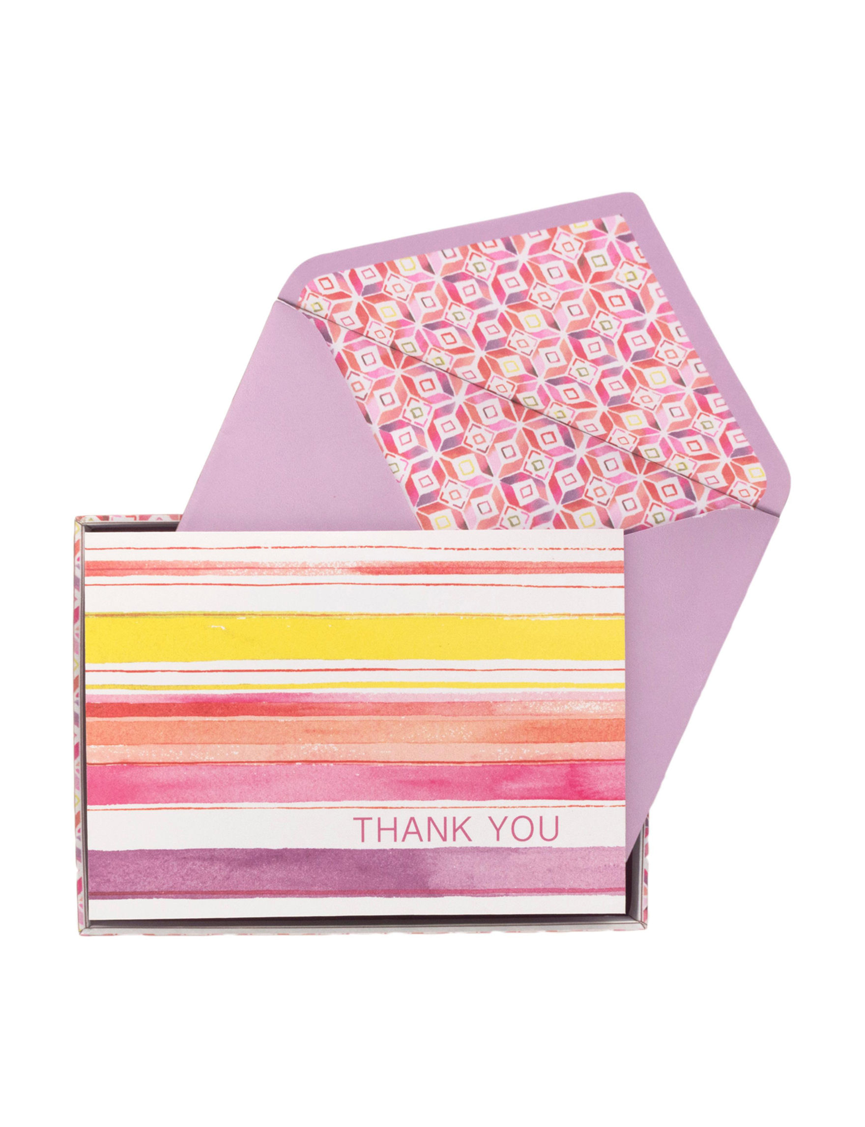 Eccolo Pink Multi Stationary School & Office Supplies