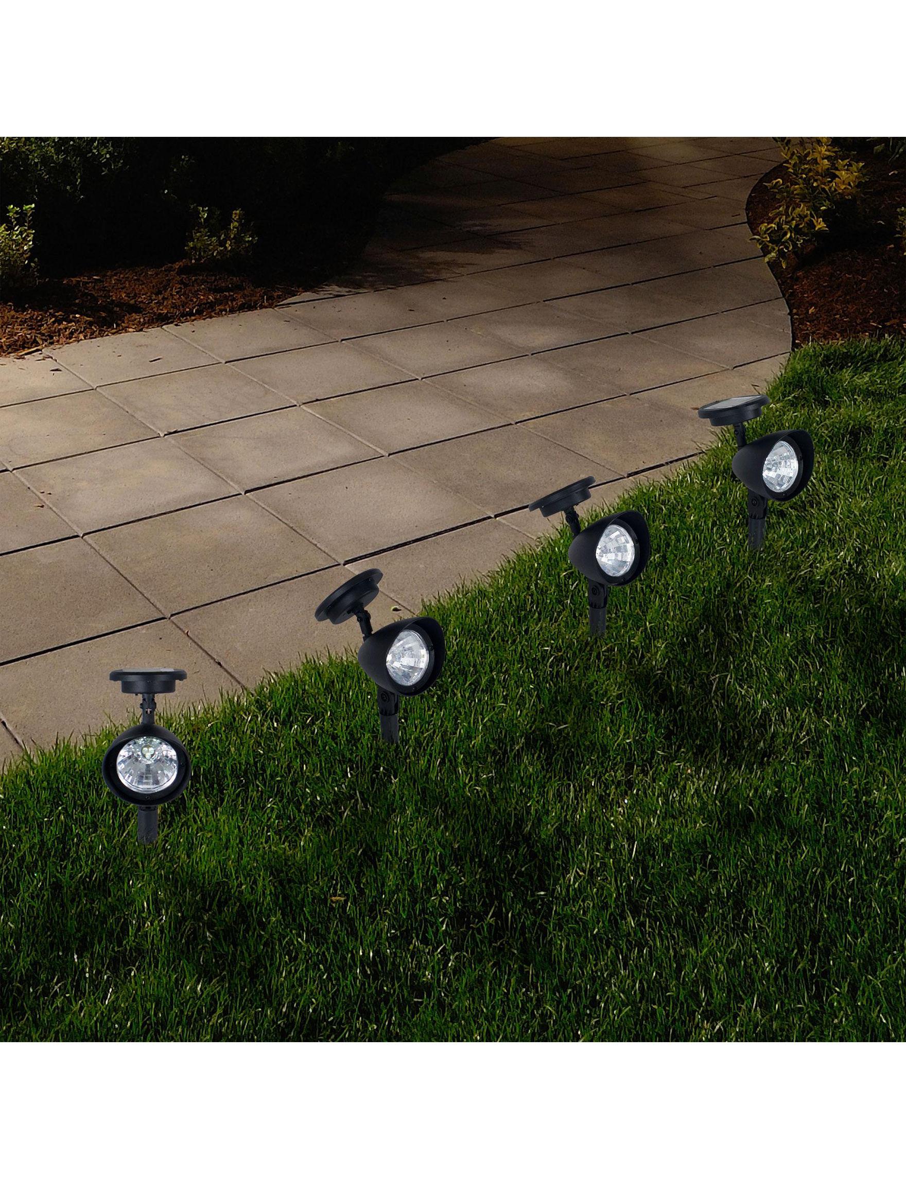 Trademark Global Black Lights & Lanterns Home Accents Lighting & Lamps
