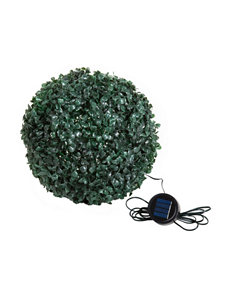 Trademark Global Green Decorative Objects Lights & Lanterns Planters & Garden Decor Home Accents Lighting & Lamps Outdoor Decor