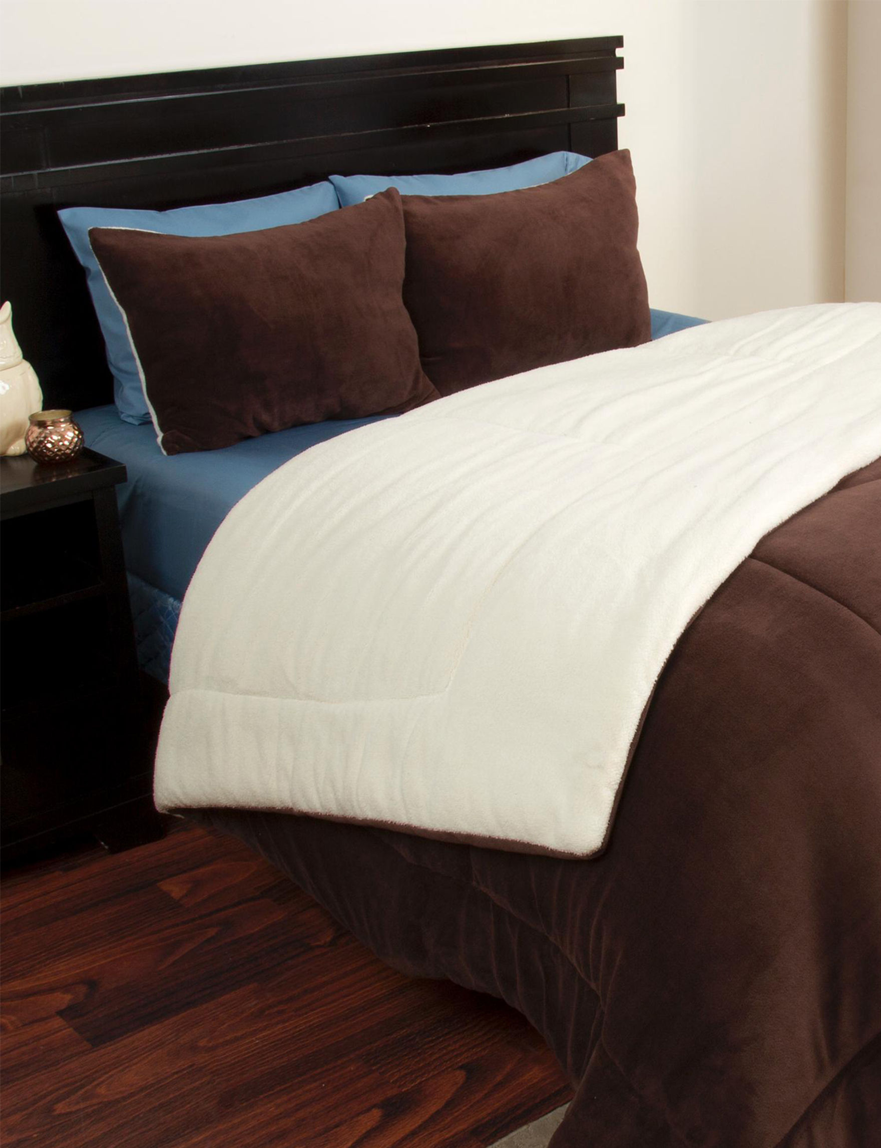 Lavish Home Navy Comforters & Comforter Sets