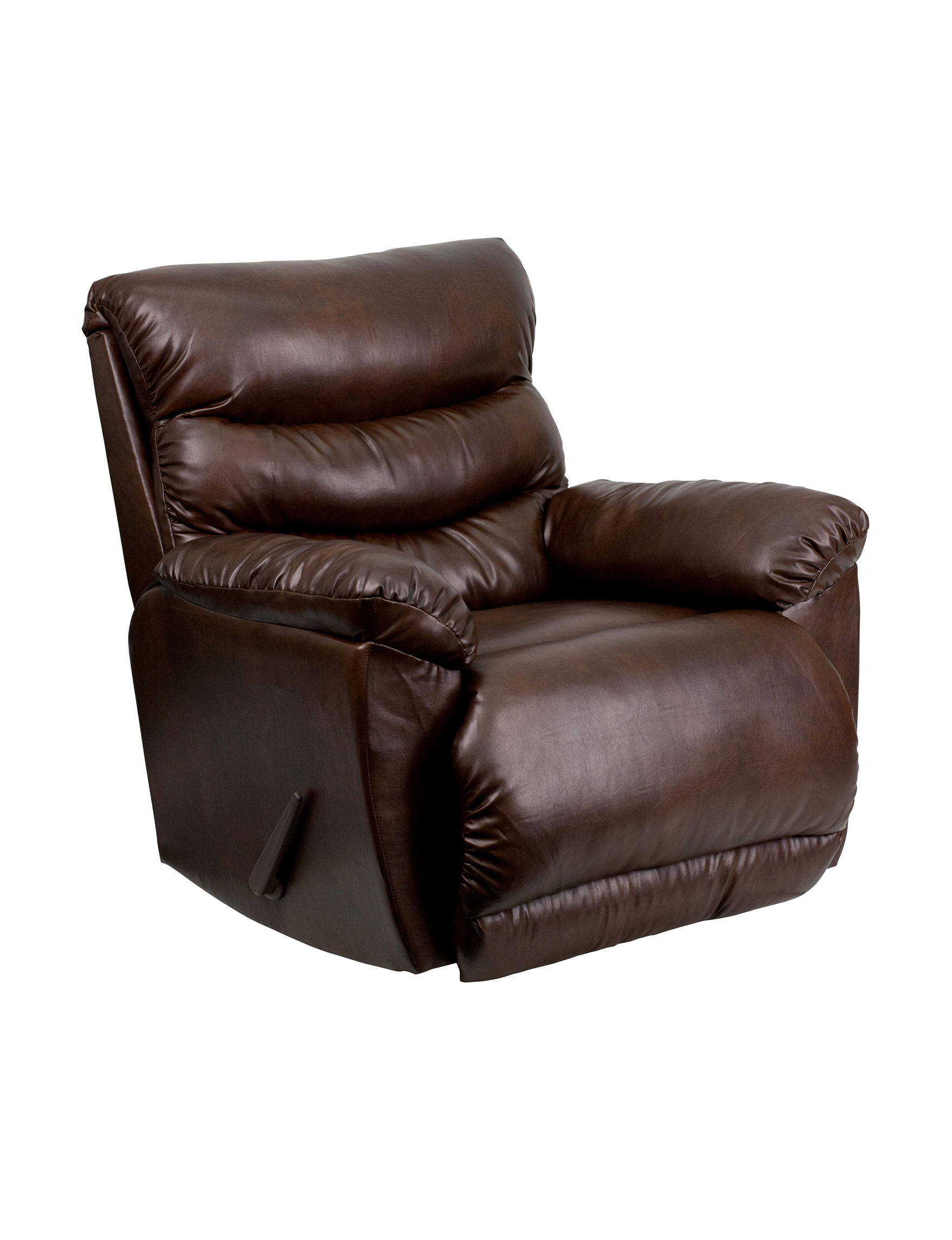 Flash Furniture Espresso Accent Chairs Living Room Furniture