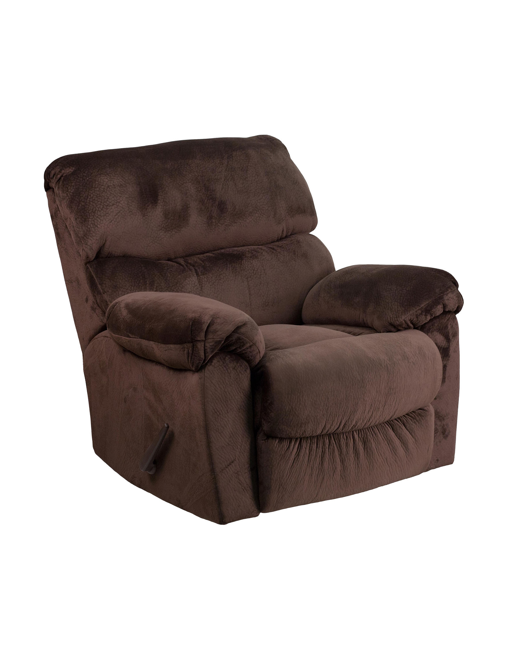 Flash Furniture Chocolate Living Room Furniture