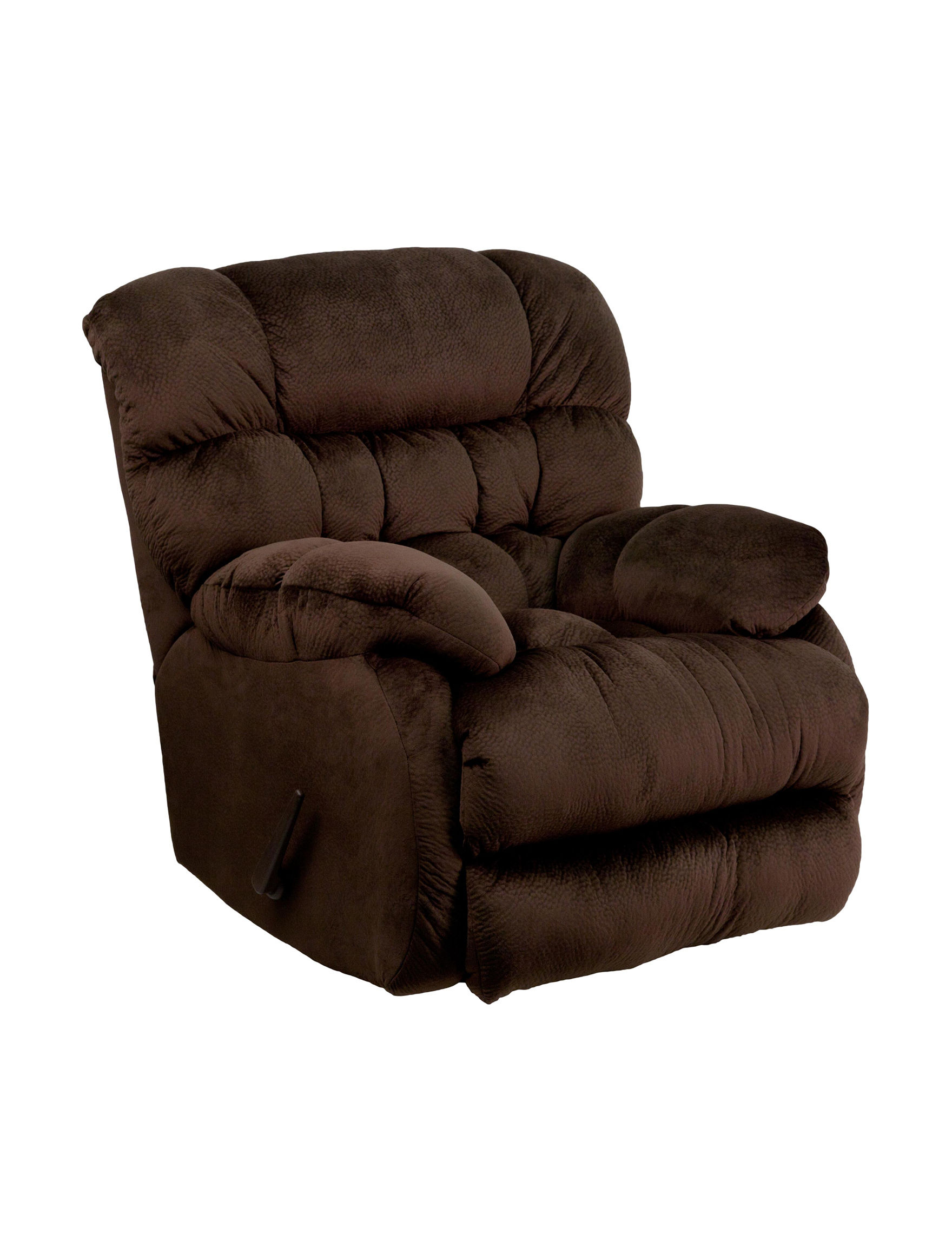 Flash Furniture Chocolate Accent Chairs Living Room Furniture