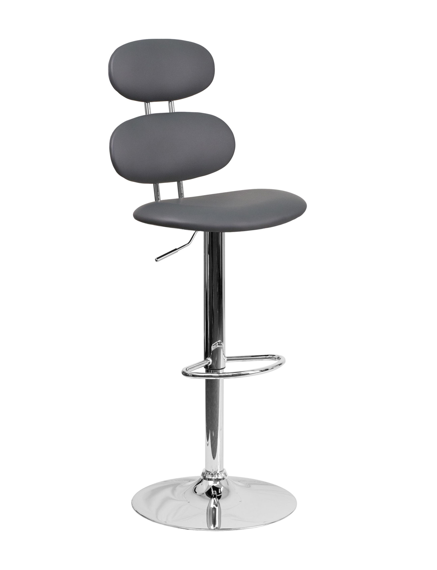 Flash Furniture Grey Bar & Kitchen Stools Kitchen & Dining Furniture