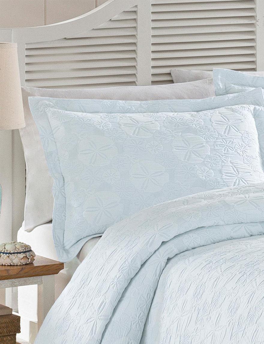 Lamont Home Blue Pillow Shams