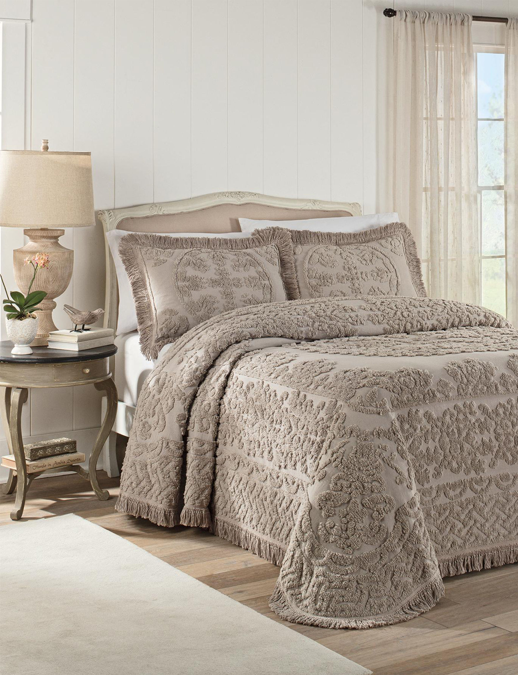 Lamont Home Taupe Comforters & Comforter Sets