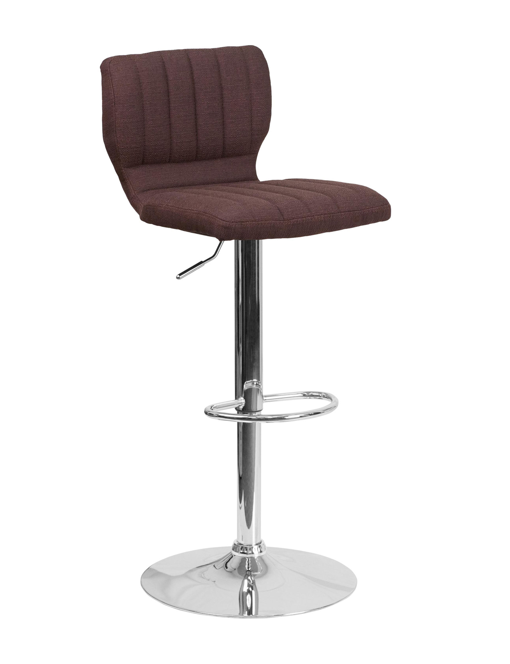 Flash Furniture Brown Bar & Kitchen Stools Kitchen & Dining Furniture