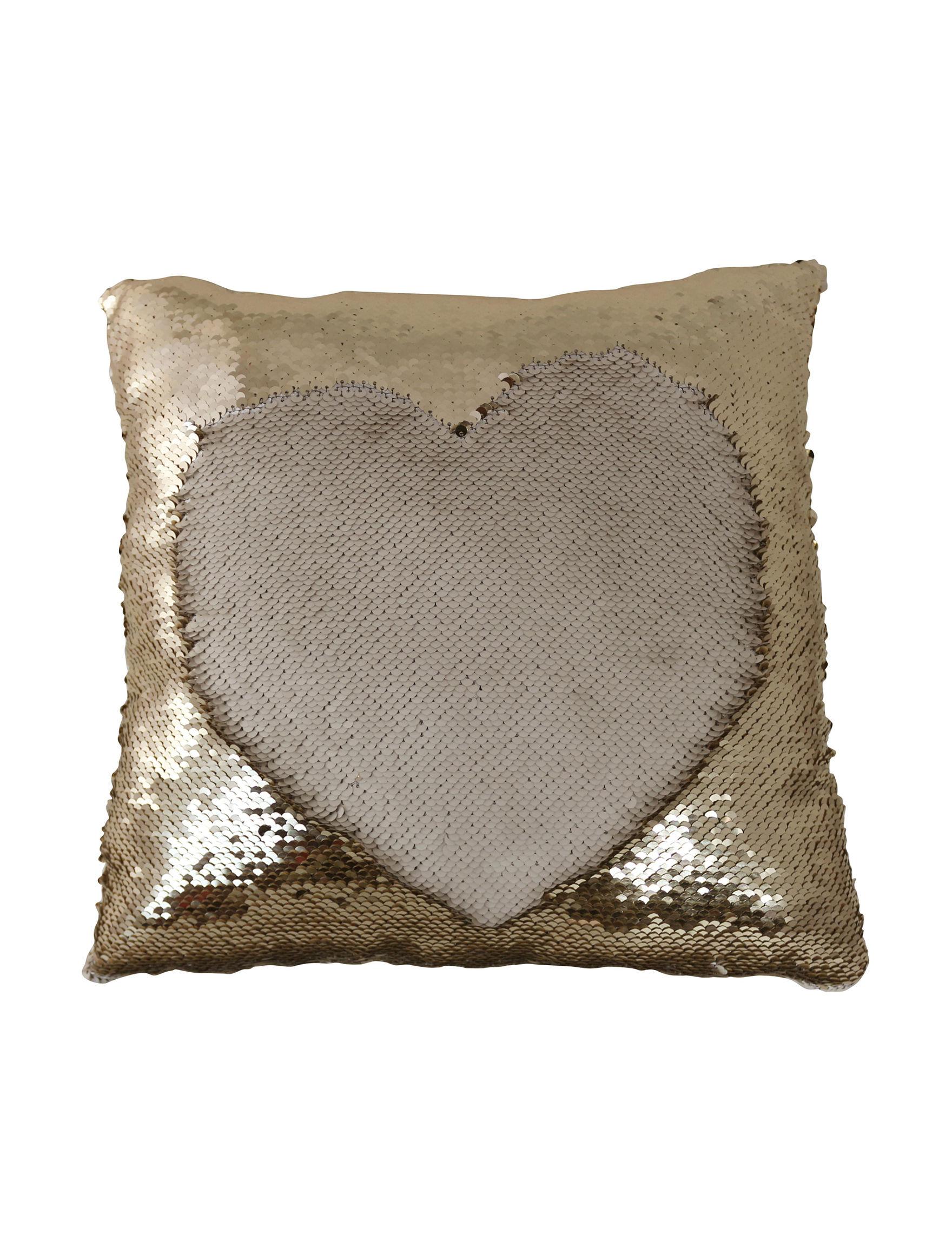 Grand Innovation Rose Gold Decorative Pillows
