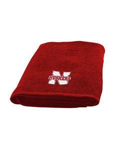 University of Nebraska Bath Towel