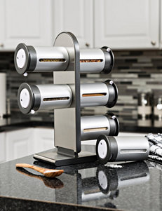 Honey-Can-Do International Zero Gravity Counter Top Magnetic Spice Stand