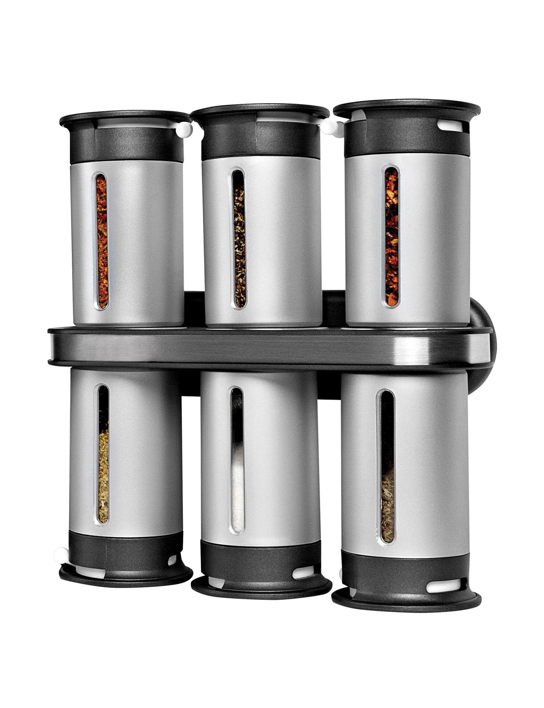 Honey-Can-Do International Grey Kitchen Storage & Organization