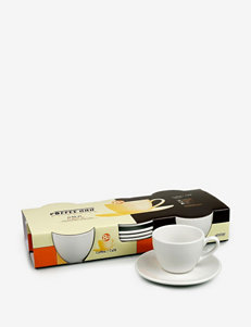 Konitz Set of 4 Coffee Cups & Saucers