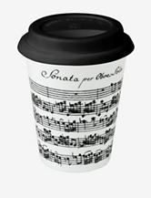 Konitz Set of 2 Vivaldi Libretto Travel Mugs