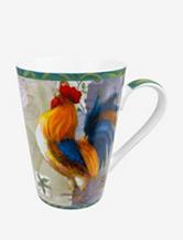 Konitz Set of 2 Rooster Mugs