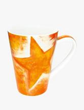 Konitz Set of 4 Big Star Mugs