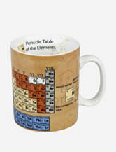 Konitz Set of 4 Chemistry Mugs