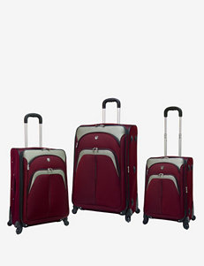 TPRC Maroon Luggage Sets