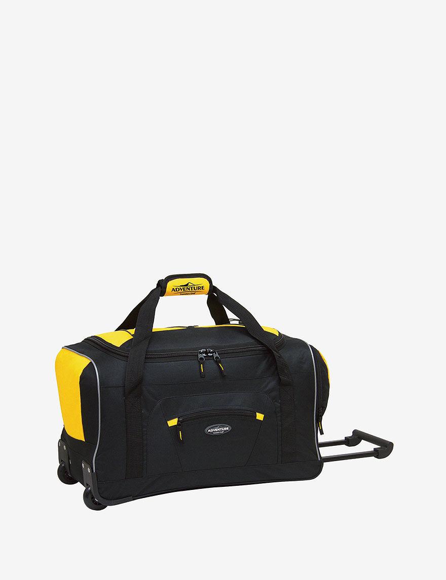 TPRC Yellow Duffle Bags