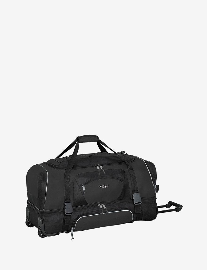 TPRC Black Duffle Bags