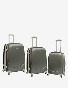TPRC Silver Luggage Sets