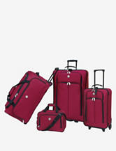 Travelers Club Euro Value II Collection Deluxe 4-pc. Travel Set