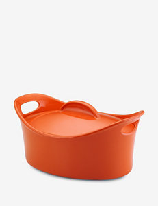 Rachael Ray Orange Baking & Casserole Dishes Cookware