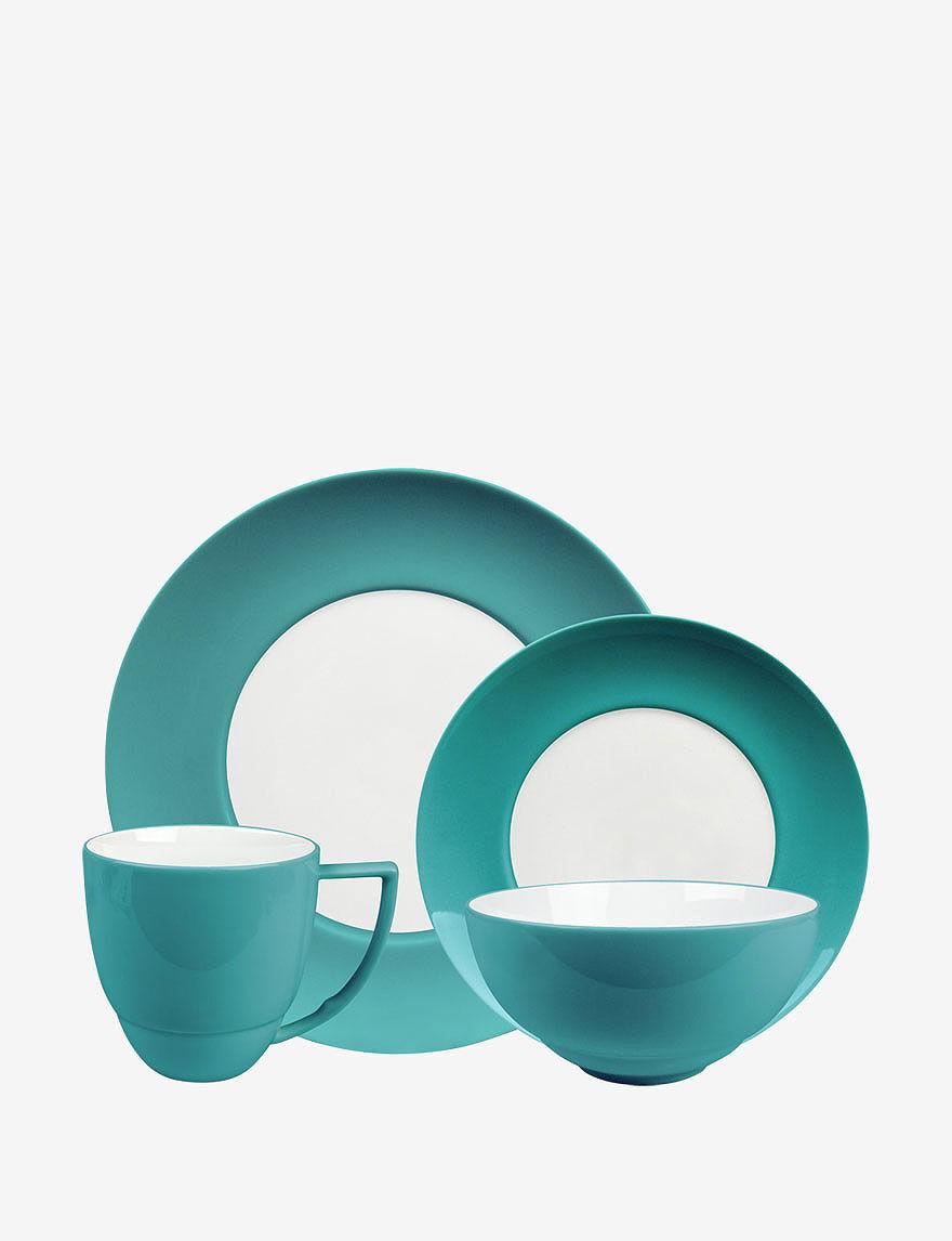 Waechtersbach Teal Dinnerware Sets Dinnerware