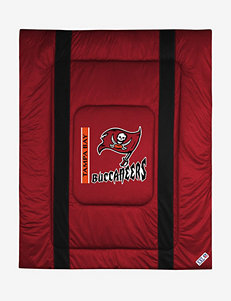 Sports Coverage Red Duvet Comforters & Comforter Sets NFL
