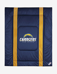 San Diego Chargers Sidelines Comforter