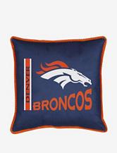 Denver Broncos Sidelines Pillow