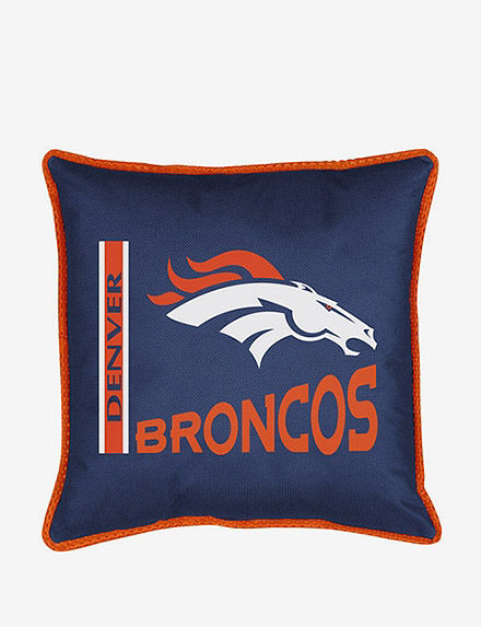Sports Coverage Midnight Bed Pillows