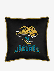Sports Coverage Black Bed Pillows Decorative Pillows NCAA